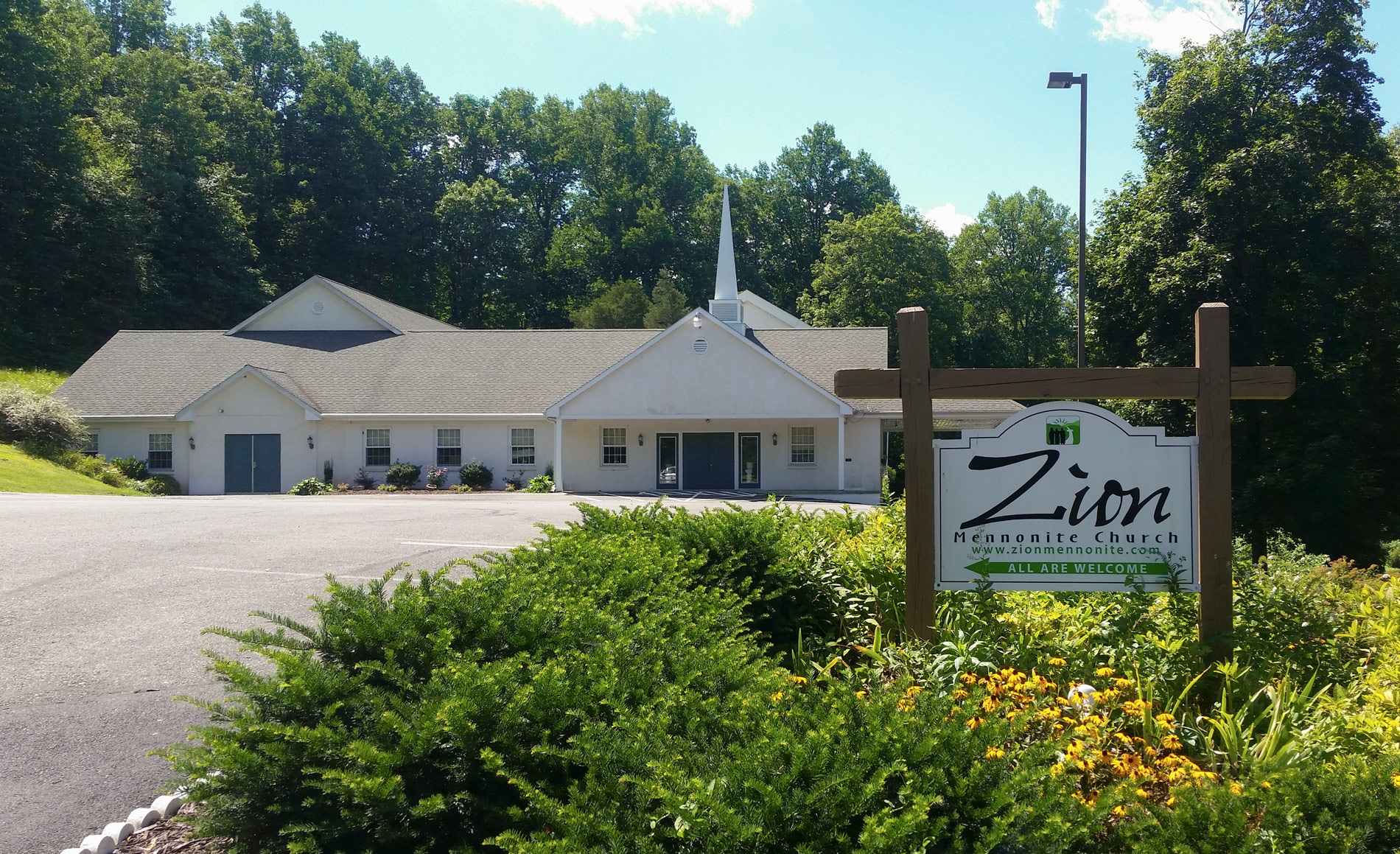 Zion Mennonite Church - Summer 2016