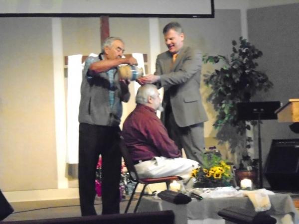 Easter Sunday Baptism